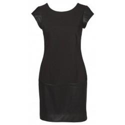 textil Mujer Vestidos cortos Vero Moda Beverly Short Dress 10100441 Negro