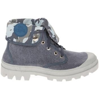 Zapatos Mujer Botas de caña baja Cassis Côte d'Azur Baskets Genorine Bleu Azul