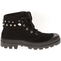Zapatos Mujer Zapatillas altas Cassis Côte d'Azur Baskets Ginara Noir Negro