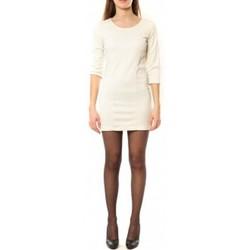 textil Mujer Vestidos cortos Dress Code Robe 125  Noemie Blanc Blanco