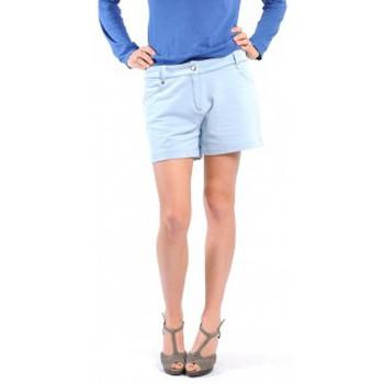 textil Mujer Shorts / Bermudas American Vintage SHORT KEY131 BLEU JEANS Azul