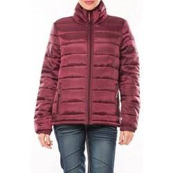 textil Mujer Plumas Vero Moda Graffiti Short Jacket 10094911 Violeta