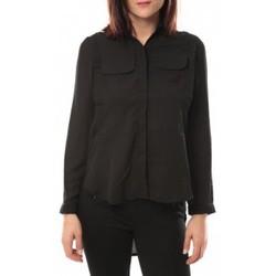 textil Mujer Camisas By La Vitrine Chemise Eloise 285 Noir Negro