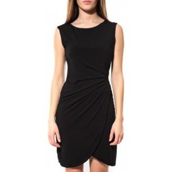 textil Mujer Vestidos cortos Dress Code Robe ANM Noir Negro