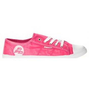 Zapatos Mujer Zapatillas bajas Cassis Côte d'Azur Baskets Vika Rose Rosa