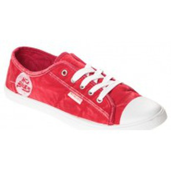 Zapatos Mujer Zapatillas bajas Cassis Côte d'Azur Baskets Vika Rouge Rojo