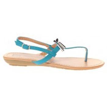 Zapatos Mujer Sandalias Cassis Côte d'Azur Sandales Tarik Bleu Azul