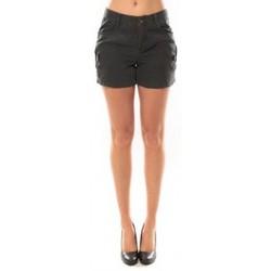 textil Mujer Shorts / Bermudas Vero Moda Sunny Day Shorts 10108018 Gris Gris