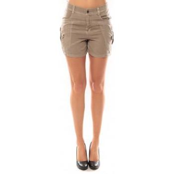 textil Mujer Shorts / Bermudas Vero Moda Sunny Day Shorts 10108018 Beige Beige