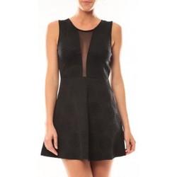 textil Mujer Vestidos cortos Vera & Lucy Robe Lucce 9199 Noir Negro