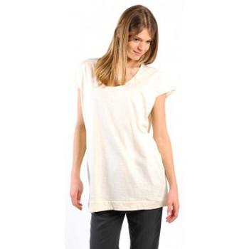 textil Mujer Túnicas American Vintage TUNIQUE ANA63 NATUREL Beige