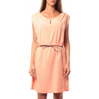 textil Mujer Vestidos cortos Vero Moda Amanda S/L Short Dress Mix It 10108973 Rose Rosa