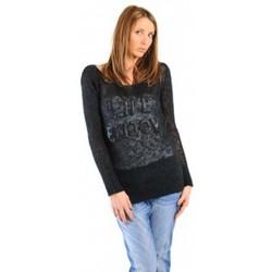 textil Mujer Jerséis Dress Code PULL LIFE NOIR Negro