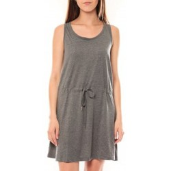textil Mujer Vestidos Vero Moda Arrow S/L Above Knee Dress It Gris Gris