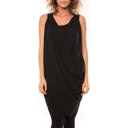 textil Mujer Vestidos cortos Vero Moda ROBE Blakie SL Short Dress Noir Negro