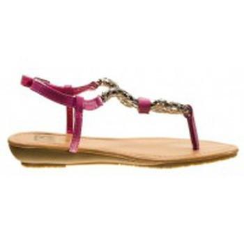 Zapatos Mujer Chanclas Cassis Côte d'Azur Tongs Typie Violet Violeta