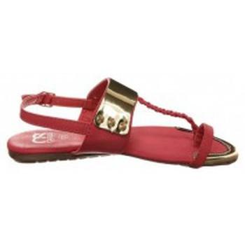Zapatos Mujer Chanclas Cassis Côte d'Azur Sandales Fiduz Rouge Rojo
