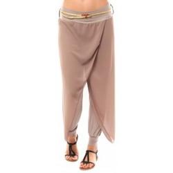 textil Mujer Pantalones cortos Dress Code Pantalon O.D Fashion Beige Beige