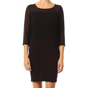 textil Mujer Vestidos cortos Vero Moda Jake 3/4 Short Dress It 10118490 Noir Negro
