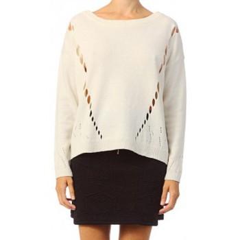 textil Mujer Jerséis Vero Moda Parma New LS Oversize Blouse 10119636 Blanc Blanco