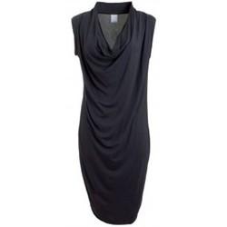textil Mujer Vestidos cortos Vero Moda Dina Drapy S/L Short Dress It Bleu Azul