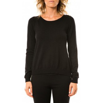 textil Mujer Jerséis Vero Moda Glory Eve LS Zipper Blouse 10114841 Noir Negro
