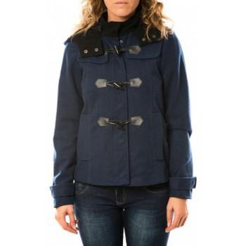 textil Mujer Abrigos Vero Moda Dana Short Jacket 10114485 Marine Azul