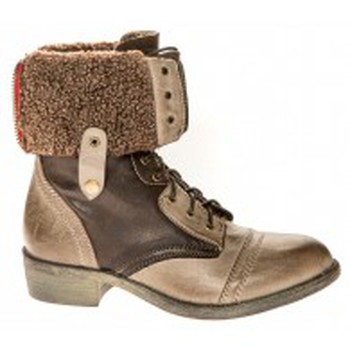Zapatos Mujer Botines Cassis Côte d'Azur Bottines Arabella Taupe Marrón