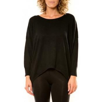 textil Mujer Jerséis Vision De Reve Vision de Rêve Pull 12011 Noir Negro