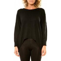 textil Mujer Jerséis Vision De Reve Vision de Rêve Pull 12021 Noir Negro