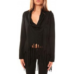 textil Mujer Jerséis De Fil En Aiguille Pull Viki Noir Negro