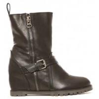 Zapatos Mujer Botines Cassis Côte d'Azur Bottines Aislinn Noir Negro