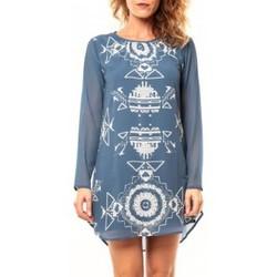 textil Mujer Túnicas Coquelicot Tunique CQTW14206 Bleu Azul