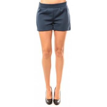textil Mujer Shorts / Bermudas Coquelicot Short CQTW14617 Bleu Azul