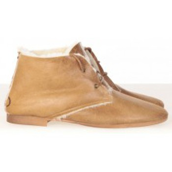 Zapatos Mujer Botines Koah Bottines Buri Camel Marrón