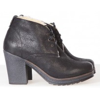 Zapatos Mujer Low boots Koah Low Boots BESS Noires Negro