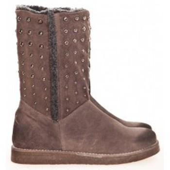 Zapatos Mujer Botas de caña baja Meline Boots NL 80  Marron Marrón