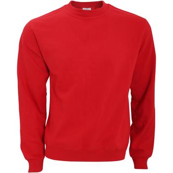 textil Hombre Sudaderas B And C WUI20 Rojo