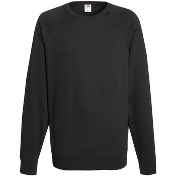 textil Hombre Sudaderas Fruit Of The Loom 62138 Negro