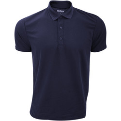 textil Hombre Polos manga corta Gildan 43800 Azul marino