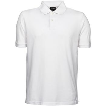 textil Hombre Polos manga corta Tee Jays TJ1400 Blanco
