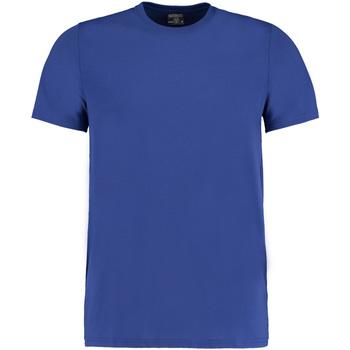 textil Hombre Camisetas manga corta Kustom Kit KK504 Azul Real