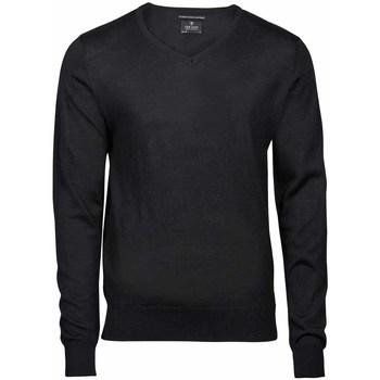 textil Hombre Jerséis Tee Jays TJ6001 Negro