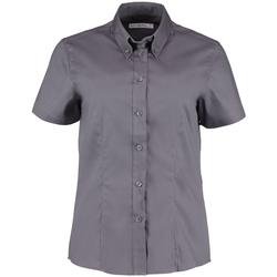 textil Mujer Camisas Kustom Kit KK701 Carbón