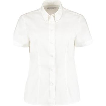 textil Mujer Camisas Kustom Kit KK701 Blanco