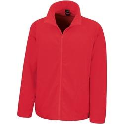 textil Hombre Polaire Result R114X Rojo