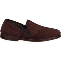 Zapatos Hombre Pantuflas Gbs EXETER Marrón