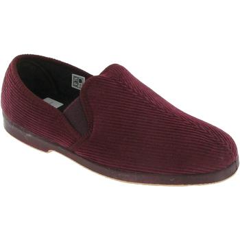 Zapatos Hombre Pantuflas Gbs EXETER Vino