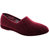 Zapatos Mujer Pantuflas Gbs  Vino