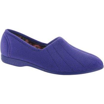 Zapatos Mujer Pantuflas Gbs  Lila